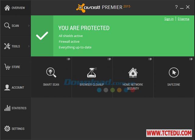 avast premier 3 Phần mềm Avast Premier Antivirus 2018