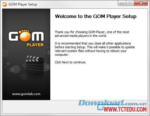 codec rmvb gom player