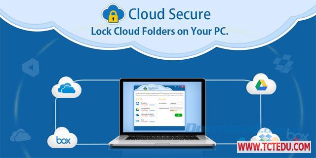 cloud secure bao mat 1 Phần mềm Cloud Secure