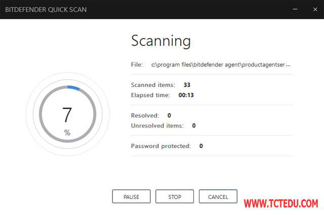 bitdefender internet security 2018 scan may tinh Phần mềm HitmanPro.Alert