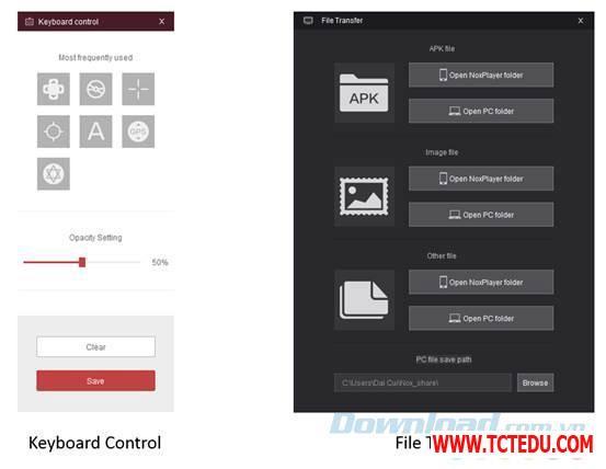 Nox App Player tuy bien 1 Phần mềm Epic Games Launcher