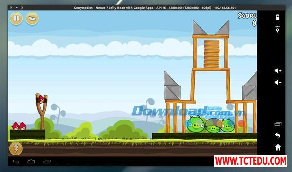 genymotion3 1 1 2 Download game Boom Online