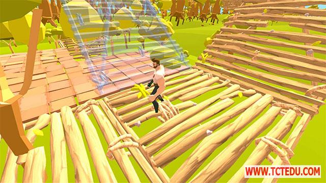 Download game Fort Building 3D