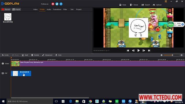 GoPlay quay man hinh GoPlay   Phần mềm Quay video màn hình và chỉnh sửa video miễn phí