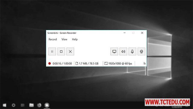 Screenbits quay video 1 Phần mềm Twitch
